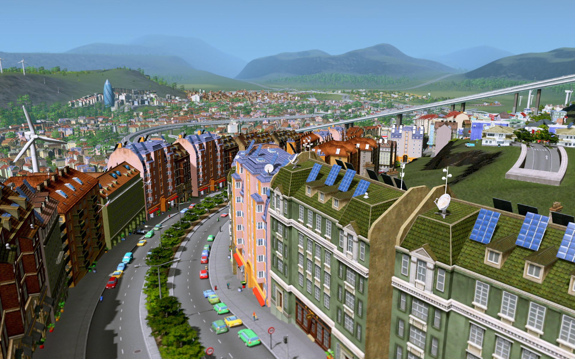Cities: Skylines patch brings European style buildings | PC