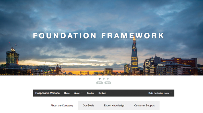 Build responsive sites with Foundation | Creative Bloq
