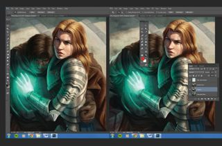 Beginner's guide to digital painting with Photoshop