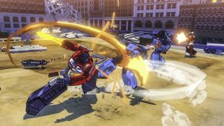 Transformers Devastation 3