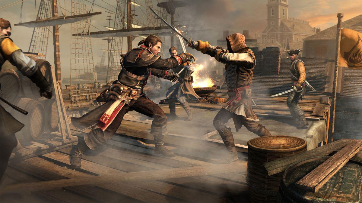 Assassin's Creed Rogue review   GamesRadar+