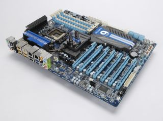 Gigabyte - key player in USB 3.0 boards