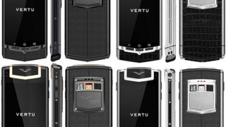 Vertu Constellation Ti leak