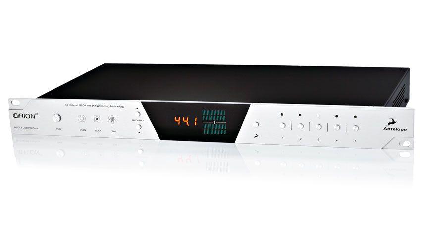 Antelope Audio Orion 32 review   MusicRadar