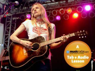 Aimee Mann live at Bonnaroo