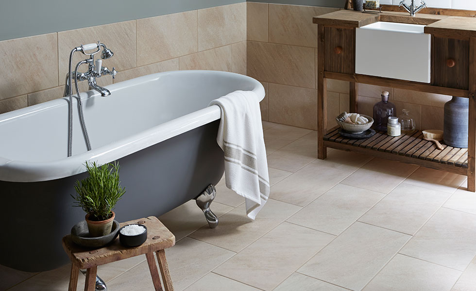 Bathroom Flooring Which Should I Choose Homebuilding