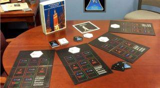 Xtronaut Card Game