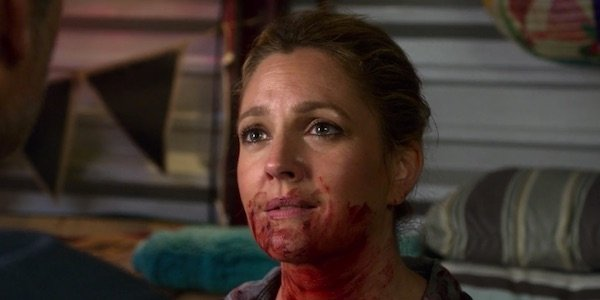 Sheila in Season 2 after eating a man