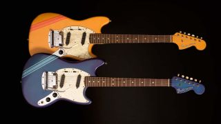 Fender Competition Mustangs