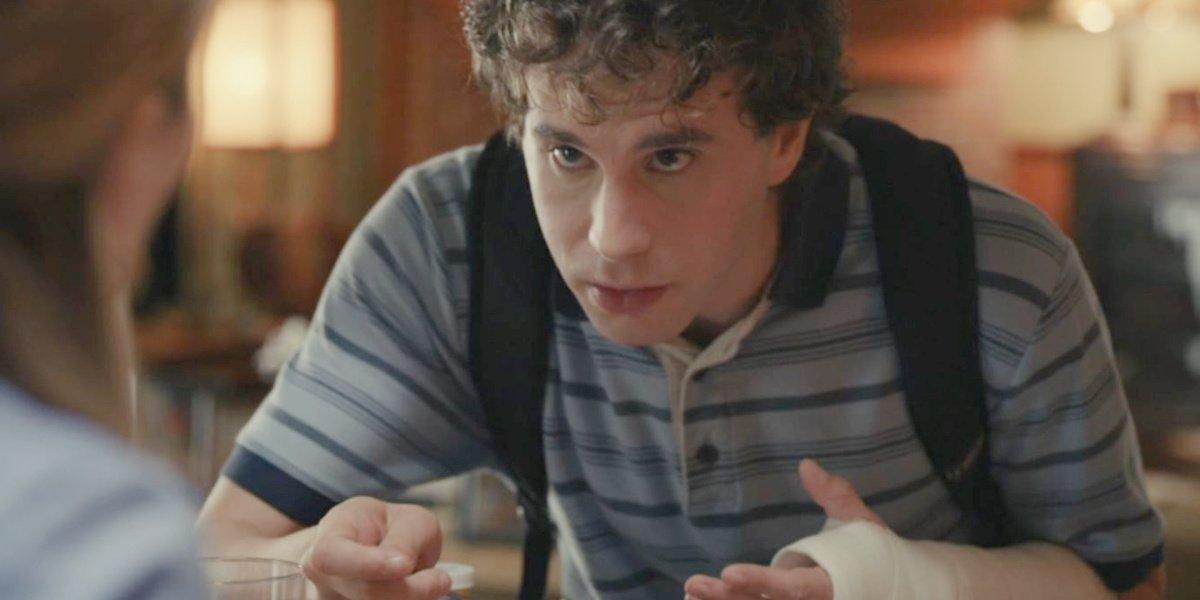 Ben Platt in the Dear Evan Hansen trailer.