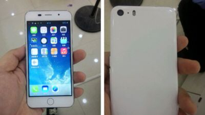 The white iPhone 6 appears, raises questions in its wake