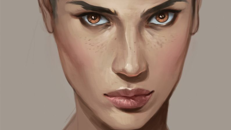 The best brushes for painting skin | Creative Bloq