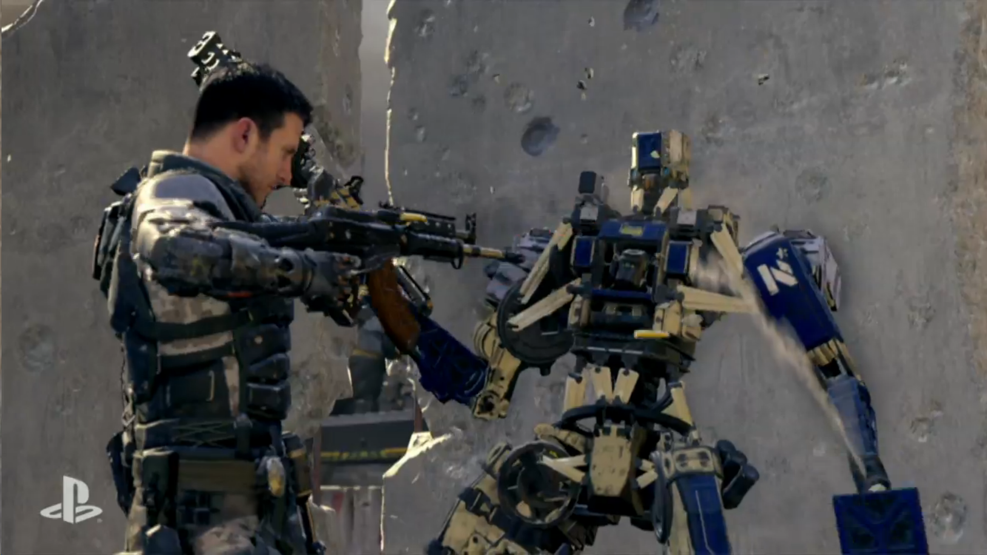 Call Of Duty Black Ops 3 Multiplayer Has Robots Teleportation Pc