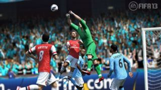 Fifa 13 pressures discussed by EA