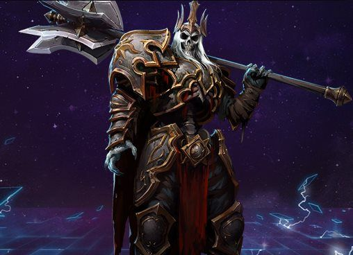 King leoric steps into the heroes of the storm spotlight - Heroes of the storm space lord leoric ...