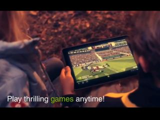 Acer Iconia Tab A200 leaks in video ad