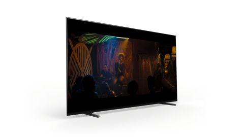 OLED TV: Sony XR-55A80J