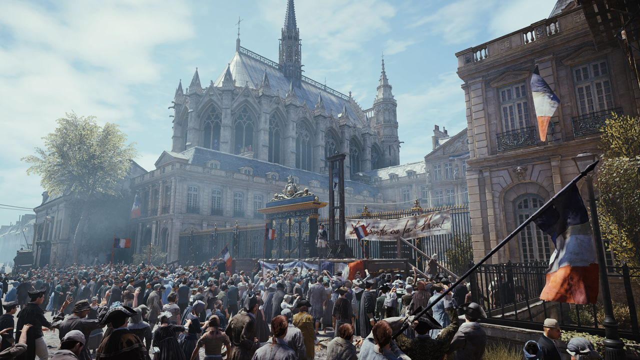 Ac Unity S Stunning Paris How Does It Compare To 8 Totally