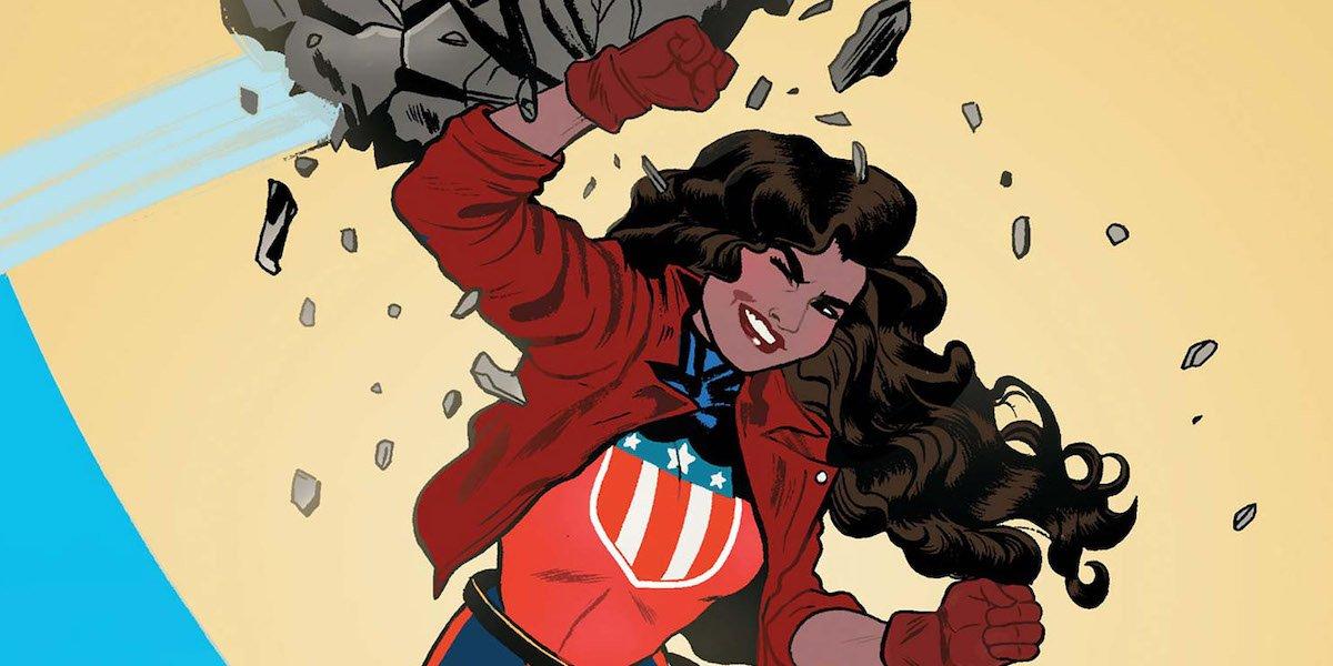 America Chavez in Marvel Comics
