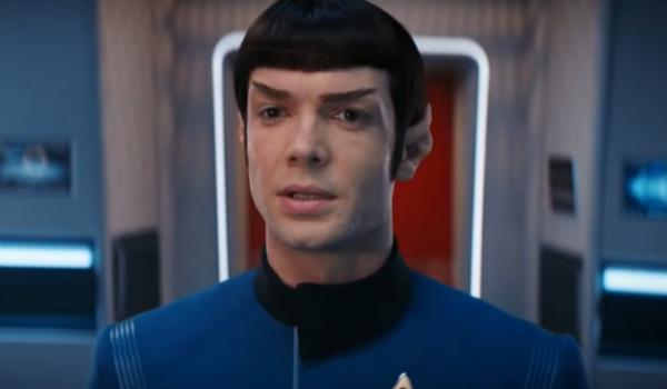 Star Trek Discovery Ethan Peck Spock CBS All Access