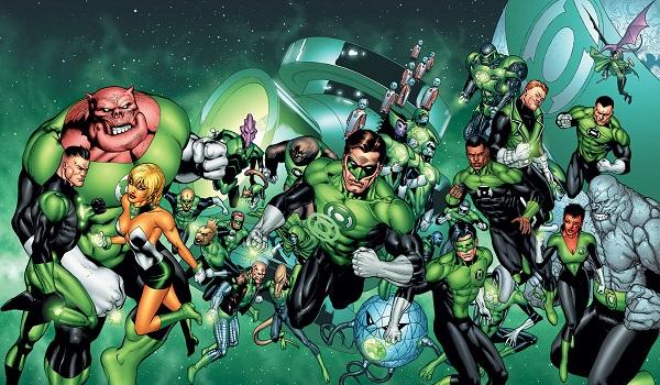 Green Lantern Corps. DC