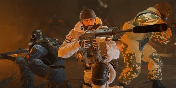 Rainbow Six Siege Already Nerfed A Character Before It