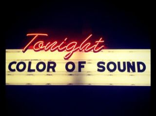 color of sound, Synaesthesia