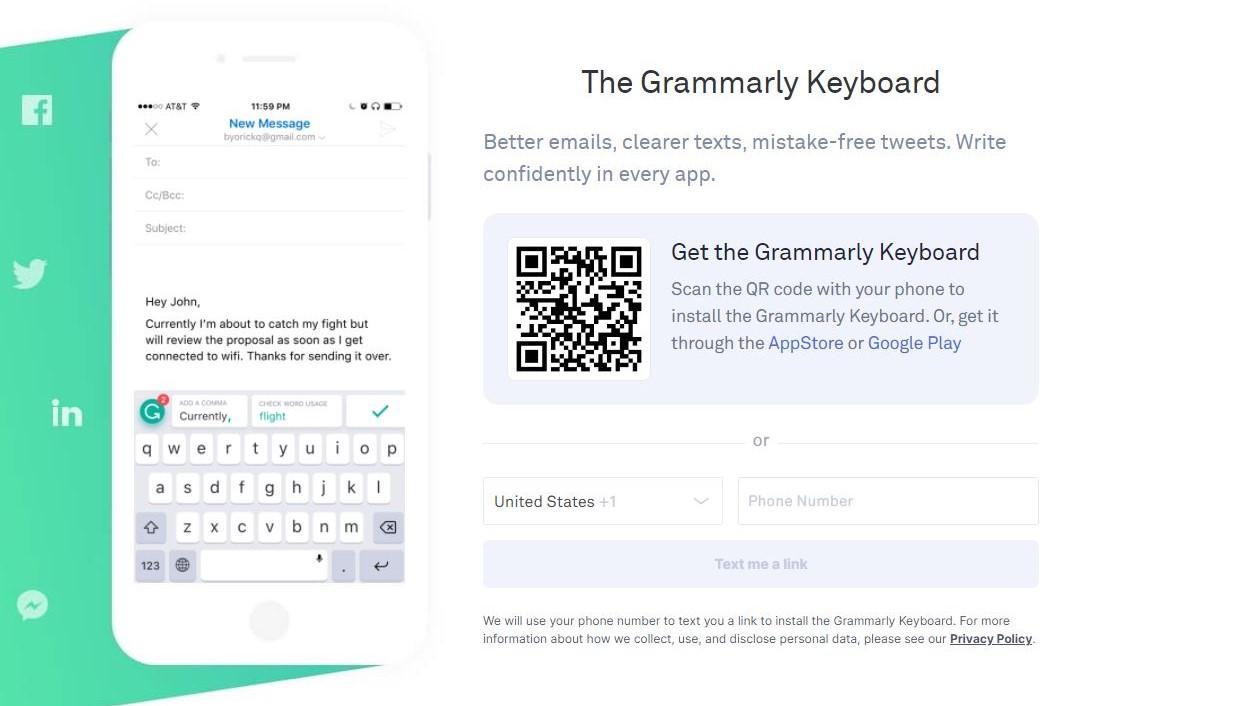 Grammarly Keyboard
