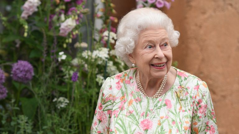 The Queen at the G7 summit