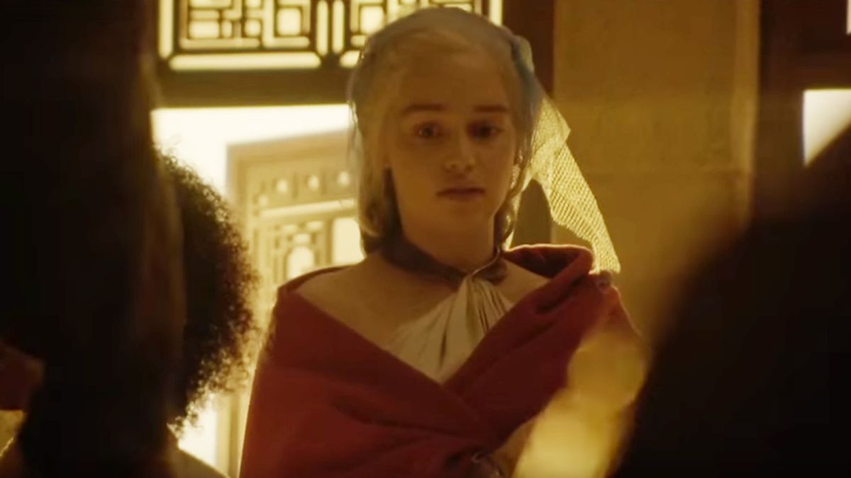 Game of Thrones exclusive: Behind the scenes with Emilia Clarke