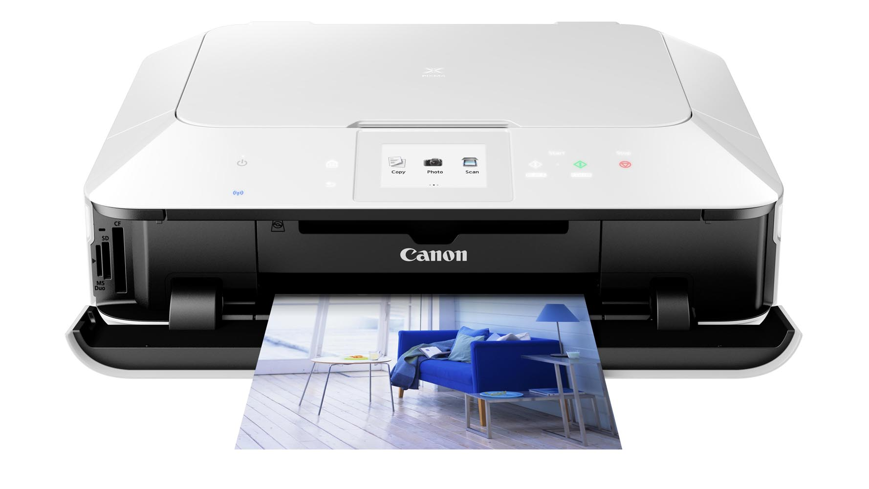 Multifunctional Canon Pixma: innovative technology that can conquer everyone 63