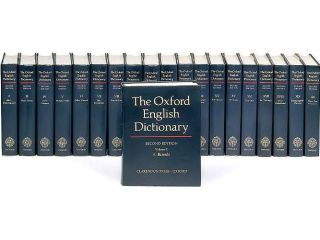 Next version of Oxford English Dictionary could well be online only, according to Oxford University Press