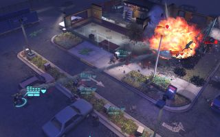 XCOM Enemy Unknown missile attack