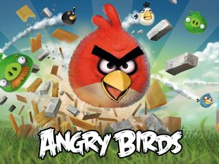 All Birds in Angry Birds (slingshot games) gameplay - YouTube