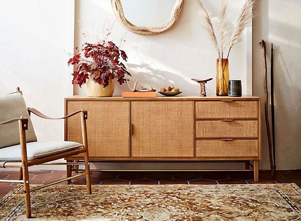Anthropologie sideboard