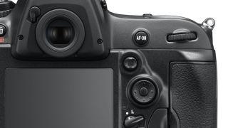 Nikon D4 AF