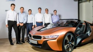 BMW, Intel and Mobileye