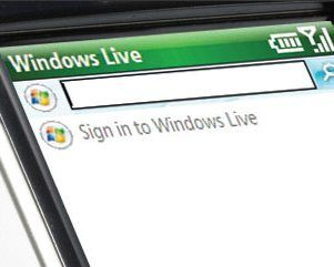 LG chooses Windows Mobile