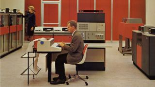 IBM's mainframe computer line turns 50
