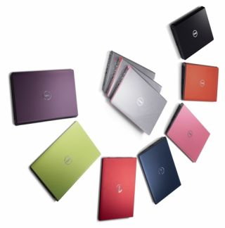 Dell's new Studio range of laptops officially launched this week
