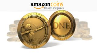 Amazon coins arrive