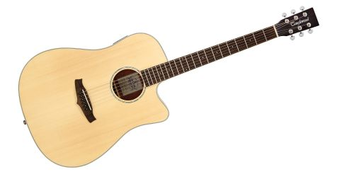 In some ways, the Premier Deluxe TPE SF DLX is the spitting image of a modern Martin