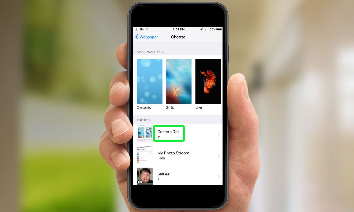 How To Set A Live Photo As Your Iphone S Wallpaper Tom S Guide