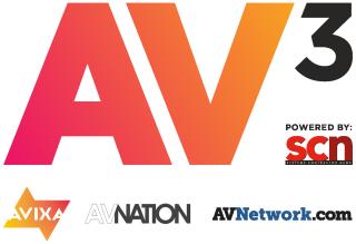 AV3 logo