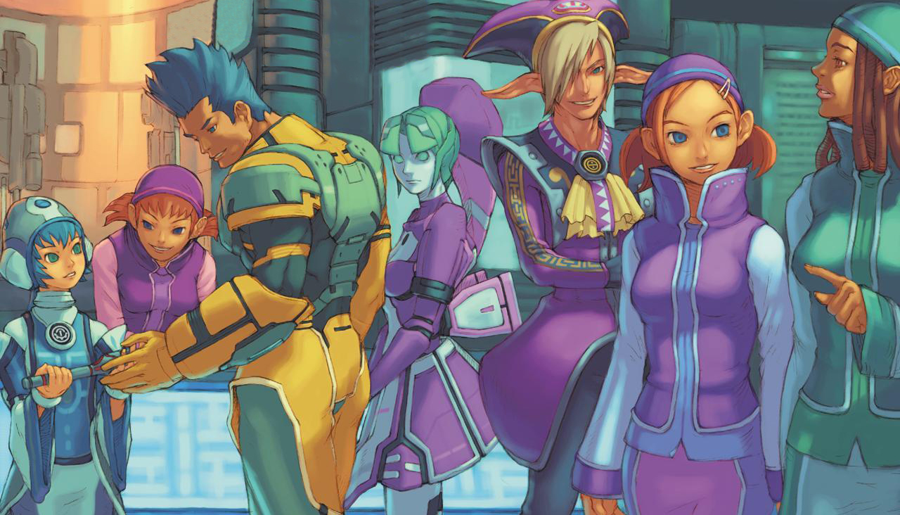 Phantasy Star Online will never die: how the nicest fans in gaming