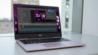 FlashBack Pro on a laptop