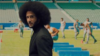 Colin Kaepernick as Colin in 'Colin in Black & White'