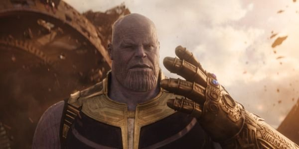 Josh Brolin Shares Photo Featuring Thanos' Butt Ahead Of Avengers: Endgame Release