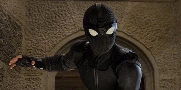 Peter's stealth suit