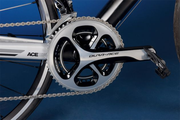 Dura Ace chainset